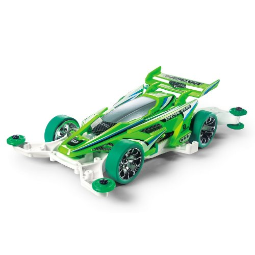 [95510]DCR-02 Fluorescent Green Special MA Chassis 타미야미니카 tamiya mini4wd