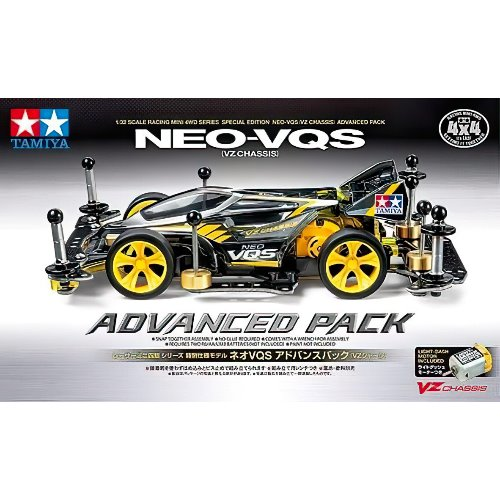 95598 NEO VQS Advanced Pack tamiya Mini4WD