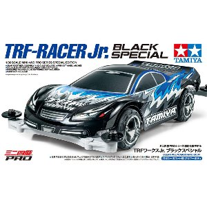 [95550] TRF-Racer Jr. Black SP(MS) Tamiya Mini4WD