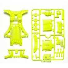 [95494] FM-A Fluorescent Yellow Chassis Set  타미야미니카 TAMIYA MINI4WD