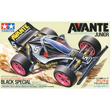 [95501] Avante Jr  Black SP  타미야미니카 TAMIYA MINI4WD